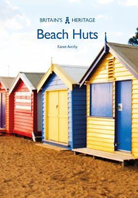 Beach Huts by Karen Averby image