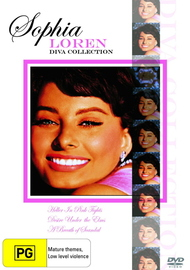 Sophia Loren - Diva Collection (3 Disc Box Set) on DVD image