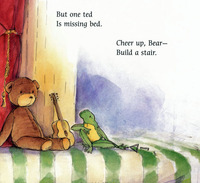 One Ted Falls out of Bed by Julia Donaldson image