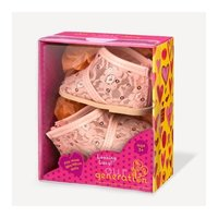 Our Generation: Doll Shoes - Looking Lacy!