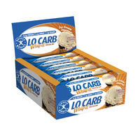 Aussie Bodies Lo Carb Whip'd Protein Bars - English Toffee (12x60g)