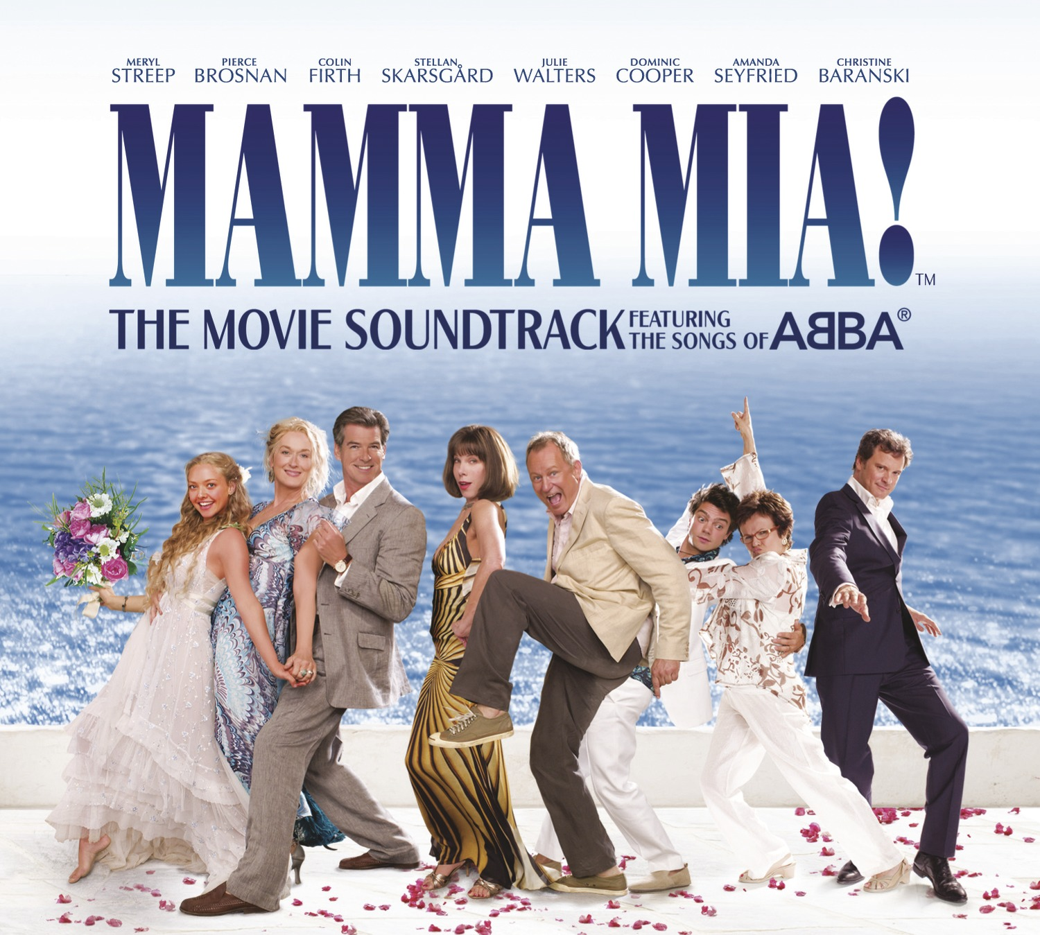 Mamma Mia by Various Artists image