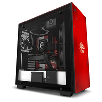 NZXT H700 Mid Tower Case - Fallout Nuka-Cola Limited Edition