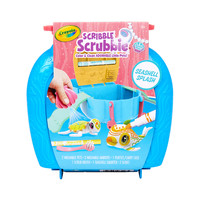 Crayola: Scribble Scrubbie - Seashell Splash