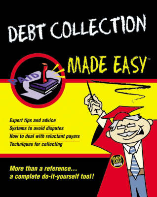 Debt Collection Made Easy by Roy Hedges image