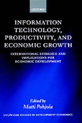 Information Technology, Productivity, and Economic Growth image