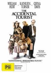 Accidental Tourist on DVD