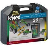 K'nex Wheel Racers 20 Model Case with Bricks