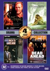 Drama Collection Volume One - 4 Movie Box Set (2 Discs) on DVD