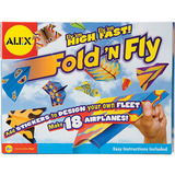Alex: Fold N Fly Paper Airplanes