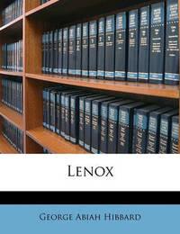 Lenox by George Abiah Hibbard