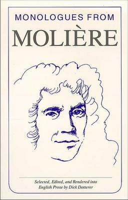 Monologues from Moliere by . Moliere