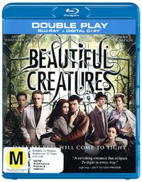 Beautiful Creatures on Blu-ray, DC
