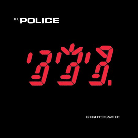 Ghost In The Machine [Remaster] by The Police image
