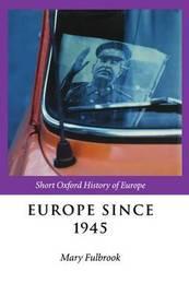 Europe Since 1945 image