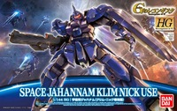 HG 1/144 Jahanam Type Space Klim Nick - Model Kit