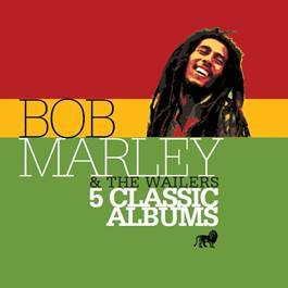 5 Classic Albums - Bob Marley by Bob Marley & The Wailers