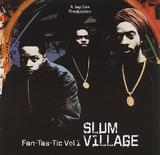 Fan-Tas-Tic Volume 1 (2LP) by Slum Village