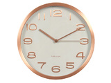 Karlsson Wall Clock - Maxie (White)