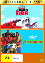 Shaggy Dog (2006) / Cool Runnings - Collector's 2-Pack (2 Disc Set) on DVD