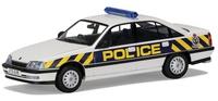 Corgi: 1/43 Vauxhall Carlton 2.6Li, West Mercia Constabulary - Diecast Model