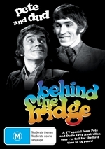 Pete And Dud - Behind The Fridge on DVD