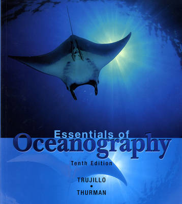 Essentials of Oceanography by Alan P. Trujillo image