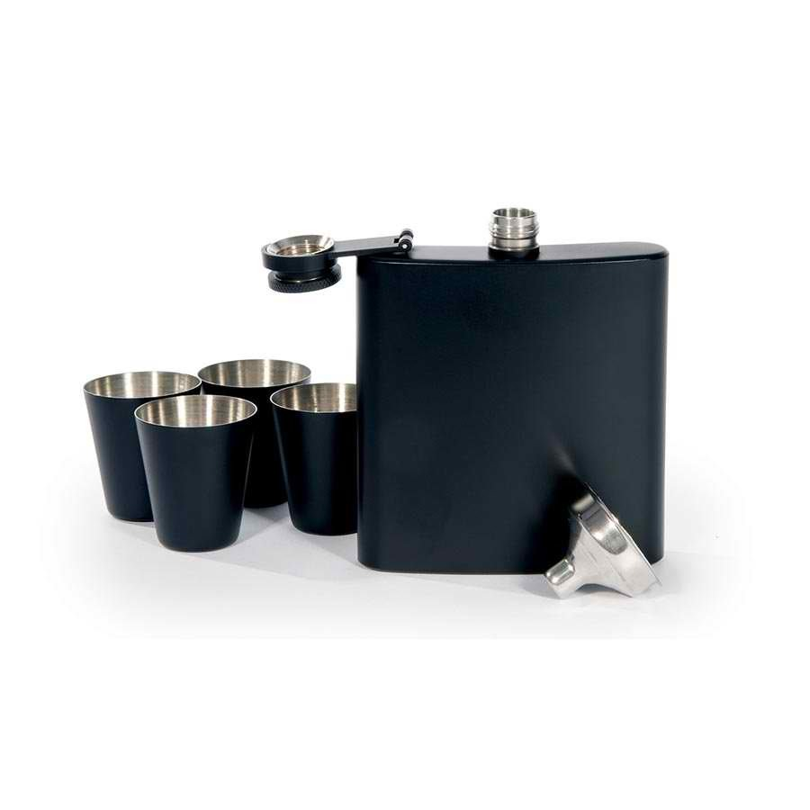 Hip Flask Set image