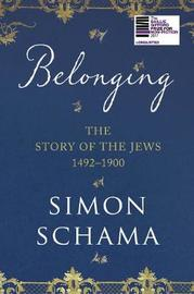 Belonging by Simon Schama