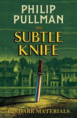 The Subtle Knife by Philip Pullman image