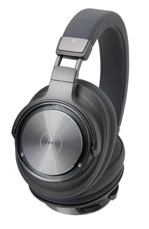Audio Technica: ATH-DSR9BT Wireless Headphones - with Pure Digital Drive