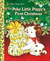 Lgb:Poky Little Puppy's 1st Xmas by Golden Books