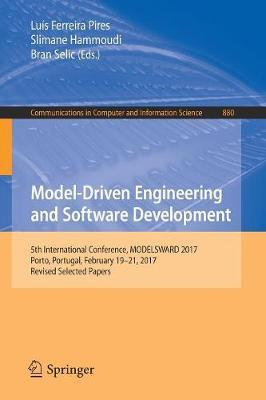 Model-Driven Engineering and Software Development image
