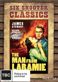 The Man From Laramie (Six Shooter Classics) on DVD