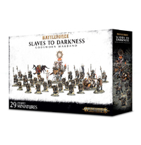 Warhammer Age of Sigmar: Slaves To Darkness Godsworn Warband