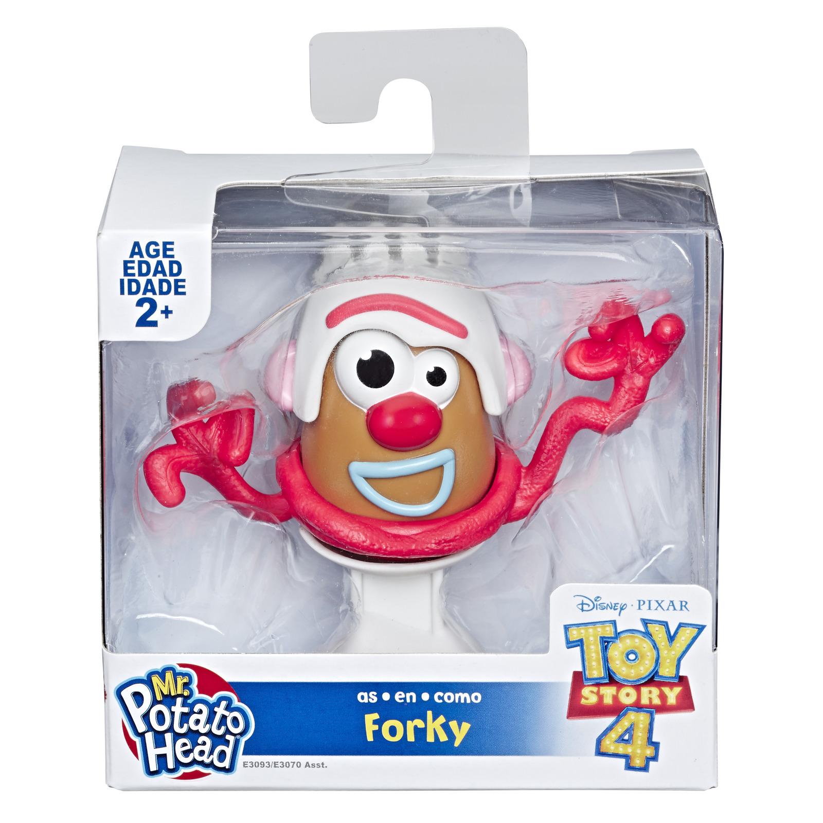 Toy Story 4: Mr Potato Head - Forky image