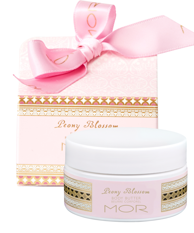 MOR: Little Luxuries Peony Blossom Body Butter (50g)