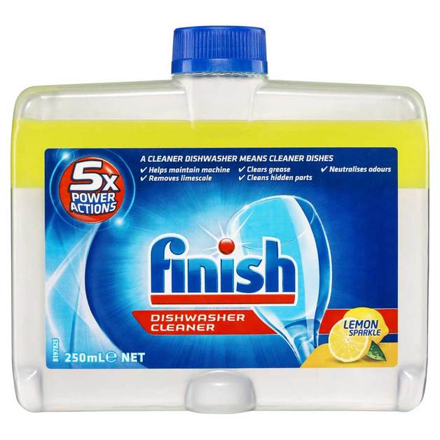 Finish: In Wash Cleaner - Lemon (250ml)