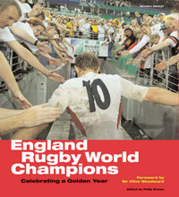 England: World Champions - A Photographic Celebration of Rugby by Hugh Godwin image