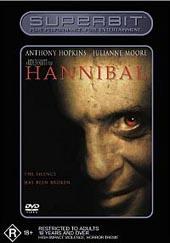 Superbit - Hannibal on DVD