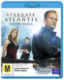 Stargate Atlantis - The Complete Third Season on Blu-ray