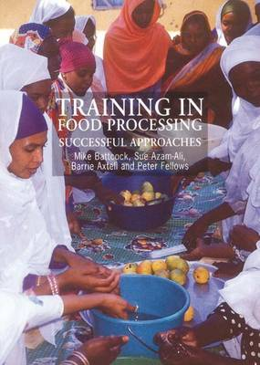 Training in Food Processing by Mike Battcock image