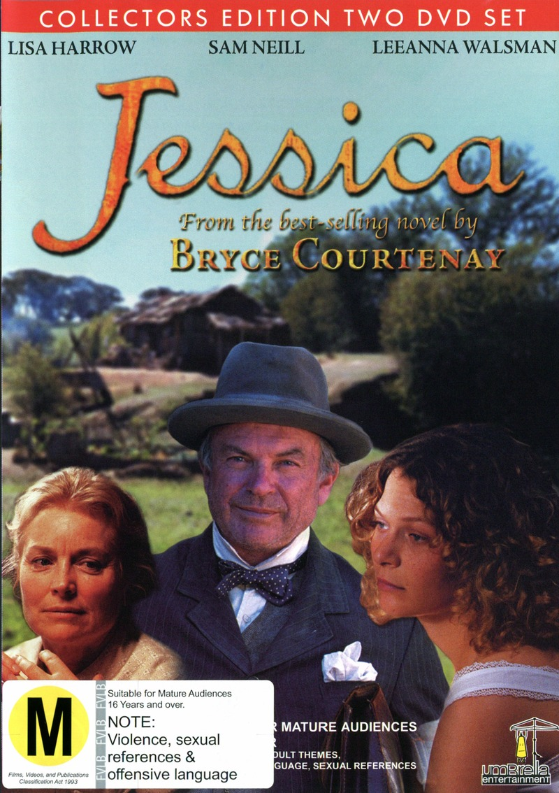 Jessica on DVD image