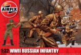 Airfix Russian Infantry