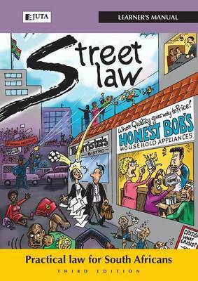 Street law South Africa: Learner's manual by Lloyd Lotz