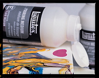Liquitex: Fabric Fluid - Effects Medium (118ml)