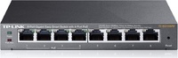 TP-Link: SG108PE 8 Port Gigabit Easy Smart POE