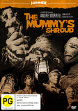 Hammer Horror - The Mummy's Shroud DVD