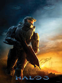 Halo: The Poster Collection (40 Posters) by Insight Editions