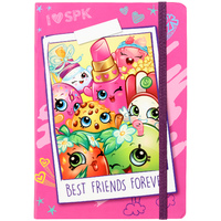 Shopkins: A4 Exercise Book image